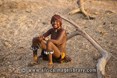 Hamer woman, Hamer Bull Jumping Ceremony, Turmi, South Omo Valley, Ethiopia