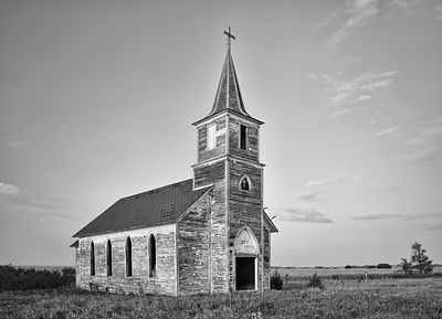 Old Nebraska Church