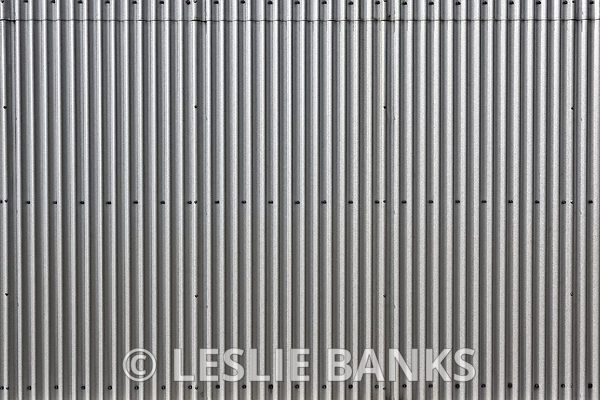 Corrugated Galvanized Steel Wall