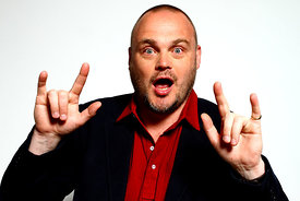 Al Murray Planet Rock 23 April 2013
