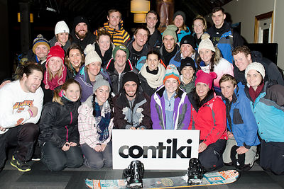 CONTIKI SKI TOURS 3 JULY 2017 photos