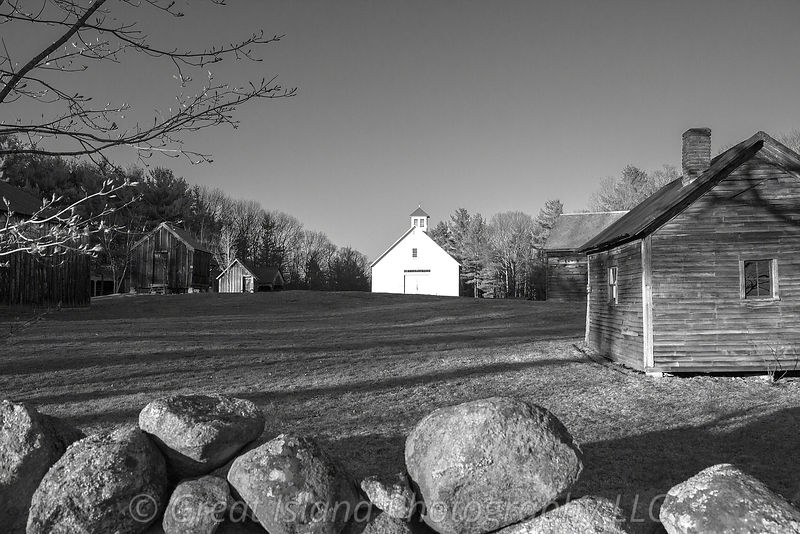 Muster Field Farm North Sutton NH