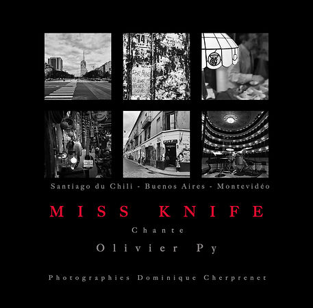 Miss Knife - Amérique du Sud photos