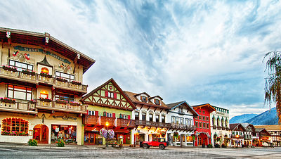Downtown Leavenworth 1