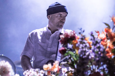 Jon Hudson, guitar, Faith No More