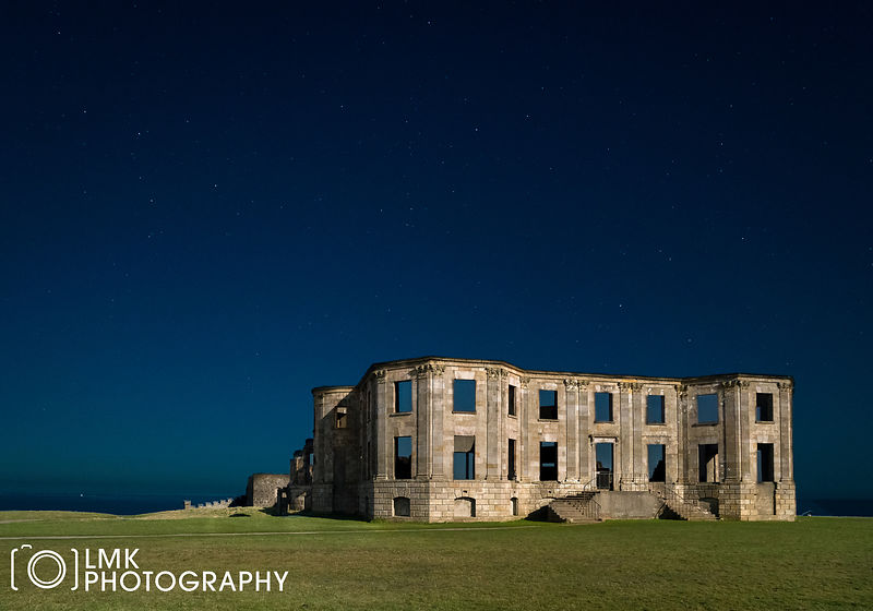 Downhill Demesne Night