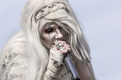 Emily Lazar (September), vocals, September Mourning