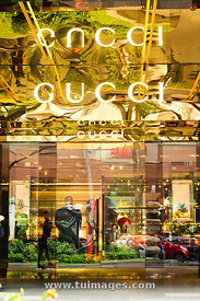 Gucci store in Orchard Road, Singapore