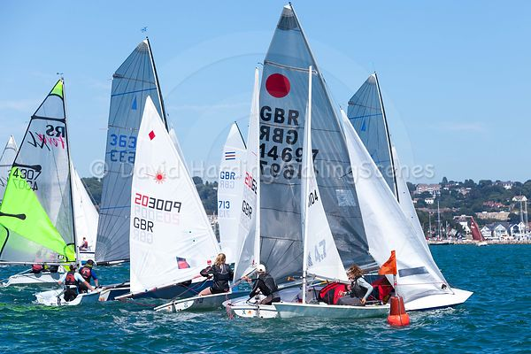 SAILING SCENES ON ADIDAS POOLE WEEK: DAY 3 photos