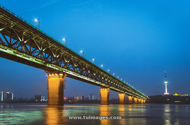 Wuhan First Yangtze Bridge