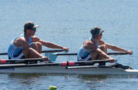 Taken during the National Championships 2018, Lake Karapiro, Cambridge, New Zealand; ©  Rob Bristow; Frame 1052 - Taken on: Friday - 16/02/2018-  at 11:57.16