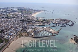Aerial Photographs In and Around Guernsey and Jersey