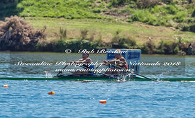 Taken during the National Championships 2018, Lake Karapiro, Cambridge, New Zealand; ©  Rob Bristow; Frame 1167 - Taken on: Friday - 16/02/2018-  at 14:34.37