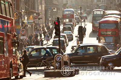 Rush Hour, London
