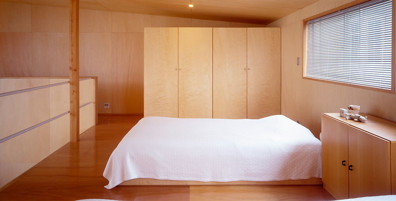 michael freeman photography plywood bedroom