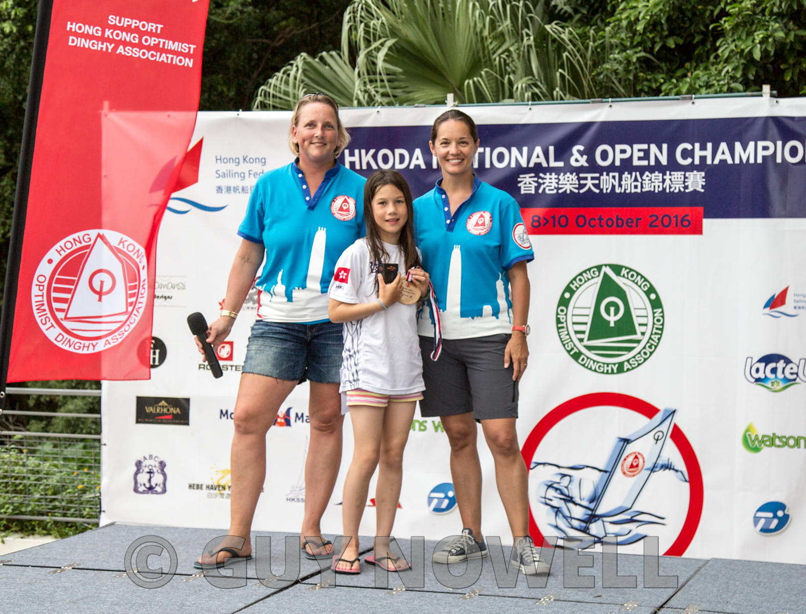 HKODA National and Open Championships 2016.
