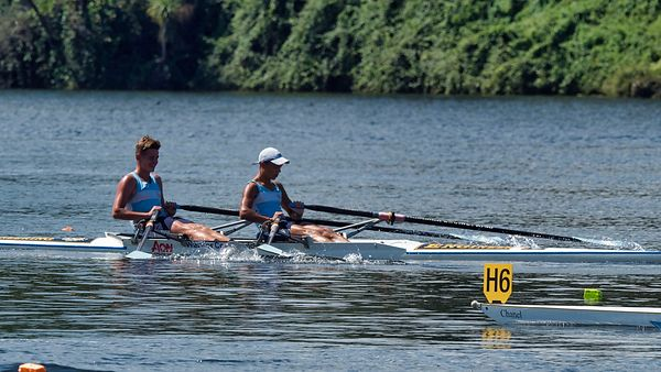 Taken during the Cambridge Town Cup and NI Championships 2018, Lake Karapiro, Cambridge, New Zealand; ©  Rob Bristow; Frame  - Taken on: Saturday - 27/01/2018-  at 14:28.57