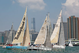 RHKYC AUTUMN REGATTA 2012