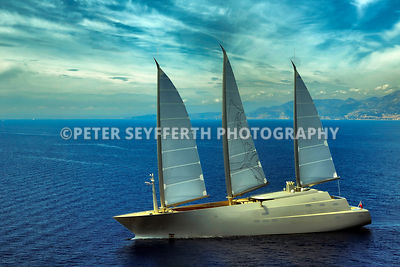 SAILING YACHT A photos