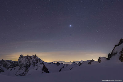 Jupiter and the 4000 - Chamonix Mont-Blanc