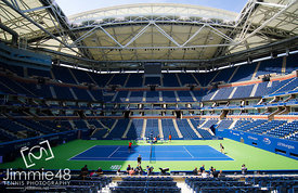 US Open 2017, New York City, United States - 27 Aug 2017