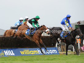 The At The Races Handicap Steeple Chase