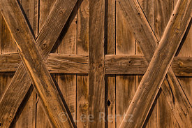 Barn Doors at Hubbell Trading Post