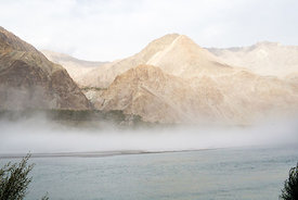 Indus and Shyok Valley