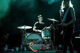 Sunset Sons - O2 Academy Bournemouth