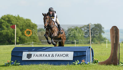 Fairfax and Favor Rockingham Castle International Horse Trials 2018 photos