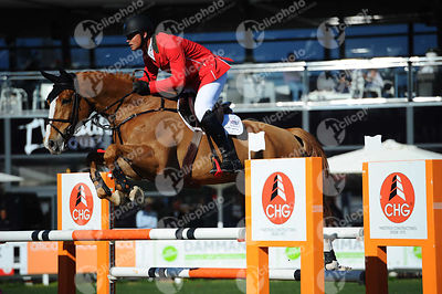 Mathy Francois Jr., (Bel) and TALISMAN DE MAZURE