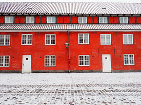 Winter at Kastellet