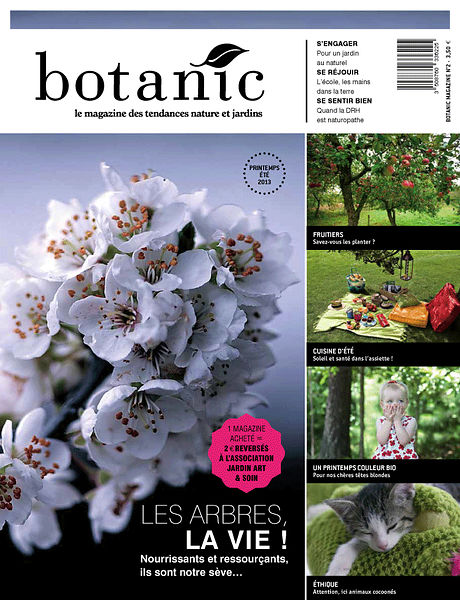 Botanic Magazine (France) - Mai 2013 photos