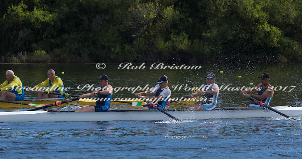Taken during the World Masters Games - Rowing, Lake Karapiro, Cambridge, New Zealand; ©  Rob Bristow; Frame 425 - Taken on: Tuesday - 25/04/2017-  at 09:04.22