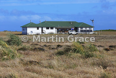 Sea Lion Island Lodge, Sea Lion Island, Falkland Islands