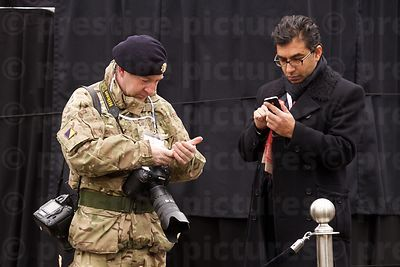 Military Photographer and Journalist