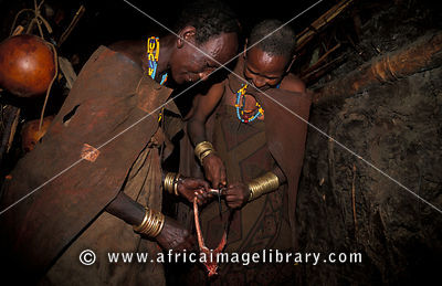 Photos and pictures of bride the africa image library for Testicle tattoo pictures