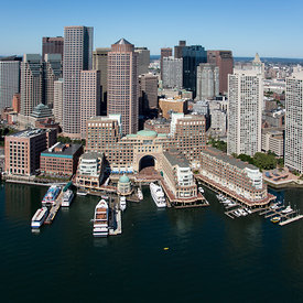 Boston: A Revolutionary City aerial photos