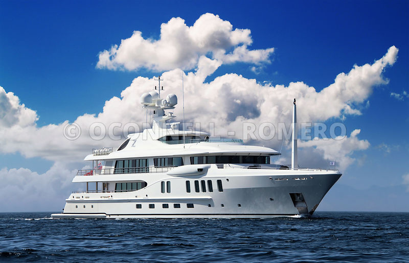 Superyacht Z,