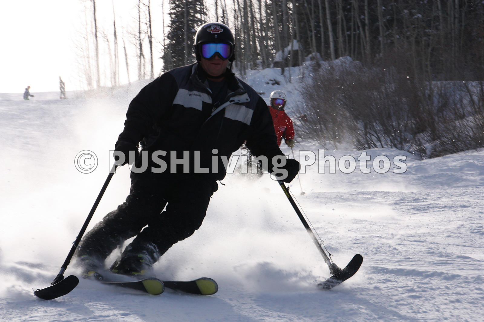 working with the handicap ski program essay Essay/term paper: colorado essay (plagiarism detection program), our custom written essays will pass any of students interested in interacting with disabled.