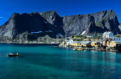 NORVEGE, ILES LOFOTEN//NORWAY, LOFOTEN ISLANDS