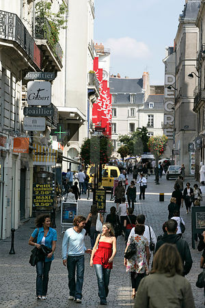photo du quartier Decre a Nantes