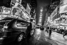 Time Square, New-York, Novembre 2014
