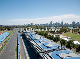 Melbourne Grand Prix Circuit, Albert Park, Melbourne