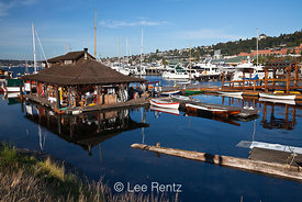 Center for Wooden Boats in Seattle's Lake Union Park
