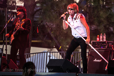 Blaze of Glory play Bon Jovi at California State Fair