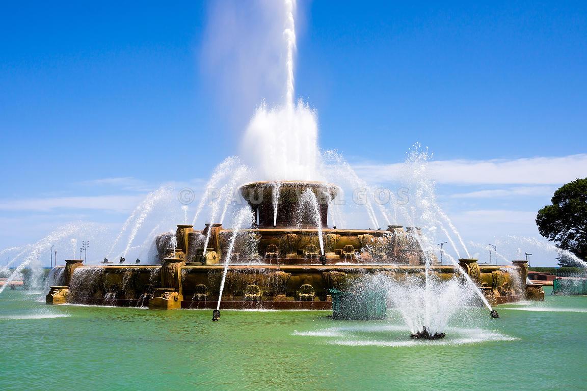 buckingham fountain chicago - photo #28