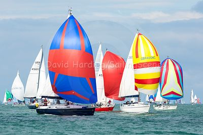ROUND THE ISLAND RACE 2017 photos