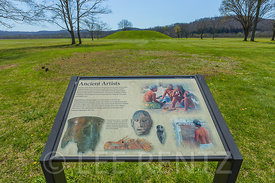 Seip Earthworks in Hopewell Culture National Historical Park