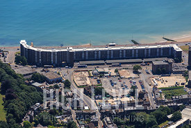 Aerial Photography Taken In and Around Dover-Gateway Flats